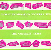 World Domination Enterprises - The Company News