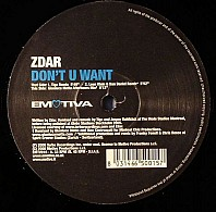 Zdar - Don't U Want