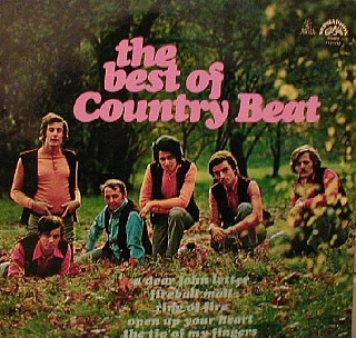 Jiří Brabec & His Country Beat - The Best Of Country Beat