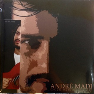 André Madi - Os Olhos Musicais