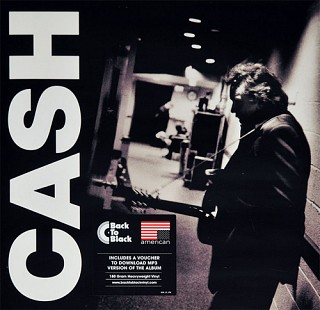 Johnny Cash ‎ - American III: Solitary Man