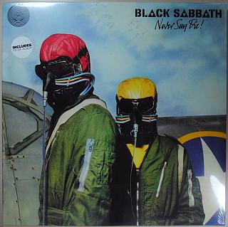 Black Sabbath Never Say Die Vinyl Records Online Praha