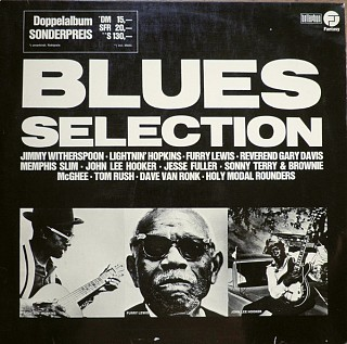 Various Artists - Blues Selection