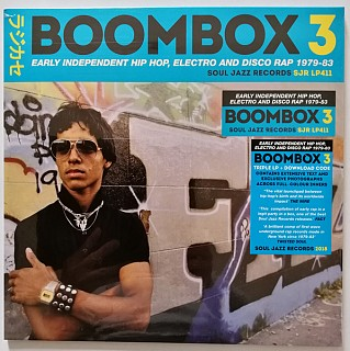 Various Artists - Boombox 3 (Early Independent Hip Hop, Electro And Disco Rap 1979-83)