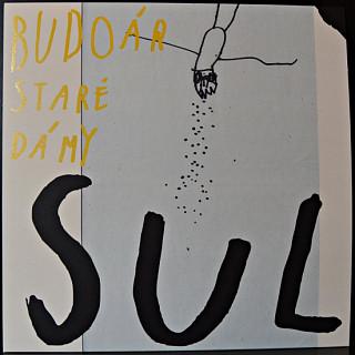 9528f85a66a0 Budoár Staré Dámy - Sůl - vinyl LP