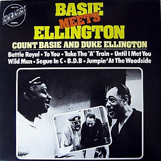 Count Basie And Duke Ellington - Basie Meets Ellington