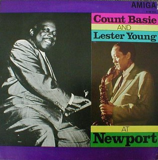 Lester Young Count Basie