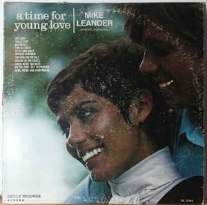 Mike Leander And His Orchestra - A Time For Young Love