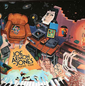 Joe Armon-Jones - Starting Today