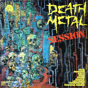 Various - Death Metal Session
