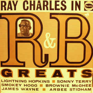 Various Artists - Ray Charles In R&B Greats