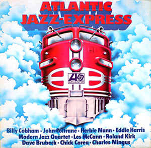 Various Artists - Atlantic Jazz-Express