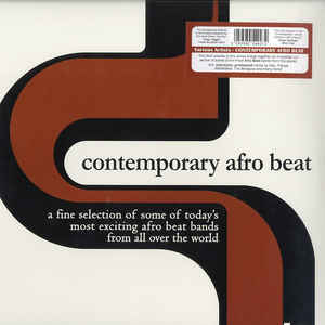 Various Artists - Contemporary Afro Beat
