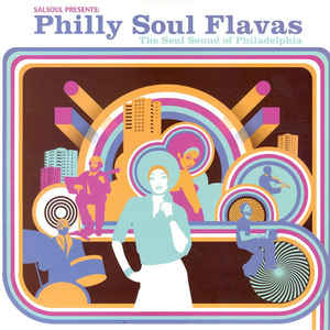 Various Artists - Philly Soul Flavas