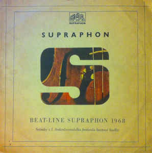 Various Artists - Beat-line Supraphon 1968