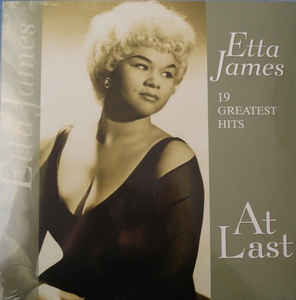 Etta James - 19 Greatest Hits At Last