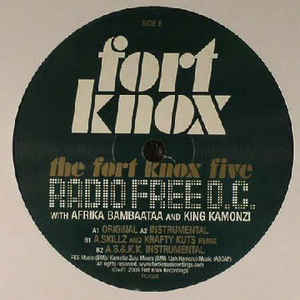 The Fort Knox Five - Radio Free D.C.