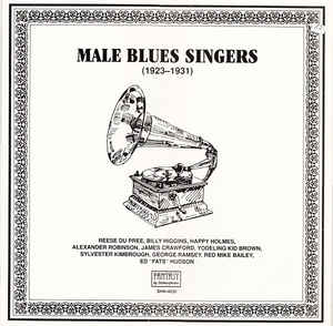 Various Artists - Male Blues Singers (1923-1931)