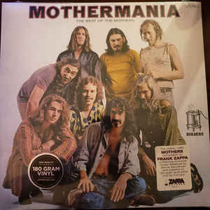Frank Zappa - Mothermania (The Best Of The Mothers)