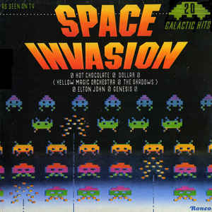 Various Artists - Space Invasion