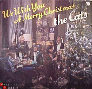 The Cats - We Wish You A Merry Christmas