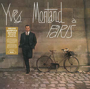 Yves Montand - Paris