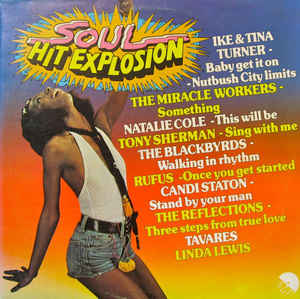Various Artists - Soul Hit Explosion