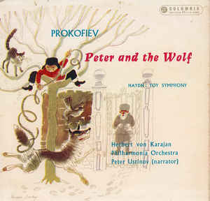 Various Artists -  Peter And The Wolf & Toy Symphony
