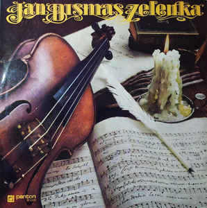 Jan Dismas Zelenka - Portrait Of Jan Dismas Zelenka