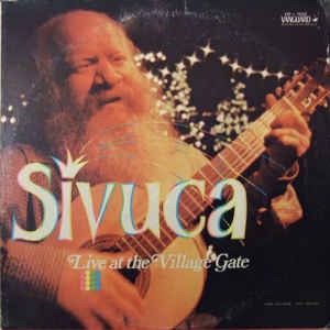Sivuca - Live At The Village Gate