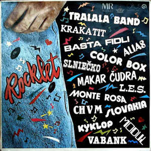 Various Artists - Rocklet