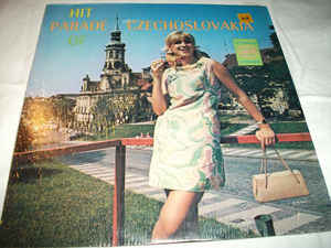 Various Artists - Hit Parade Of Czechoslovakia