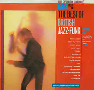 Various Artists - The Best Of British Jazz-Funk Volume Two
