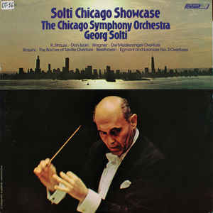 Various Artists - Solti Chicago Showcase