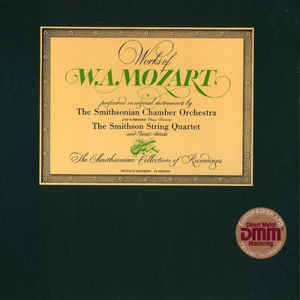 Wolfgang Amadeus Mozart - Works Of W.A. Mozart
