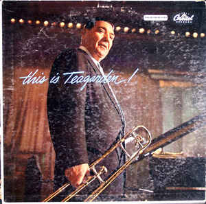 Jack Teagarden - This Is Teagarden!