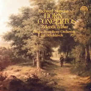 Richard Strauss - Concertos For French Horn And Orchectra