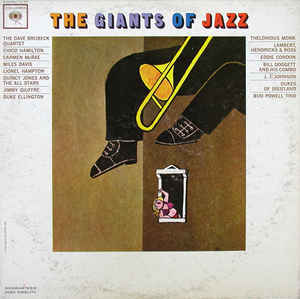 Various Artists - The Giants Of Jazz
