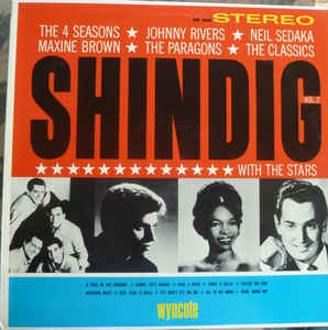 Various Artists - Shindig With The Stars Vol. 2