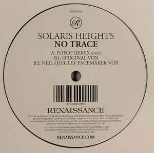 Solaris Heights - No Trace