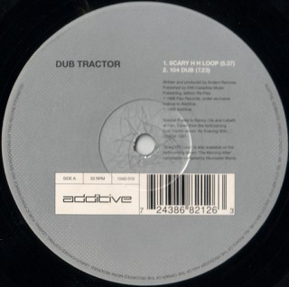 Dub Tractor - Scary H H Loop / 104 Dub