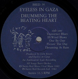 Eyeless In Gaza - Drumming The Beating Heart