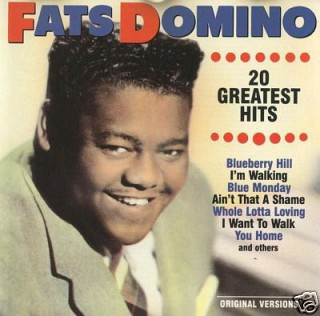 Fats Domino - 20 Greatest Hits