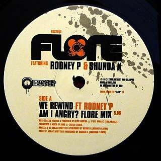 Flore Featuring Rodney P & Shu - We Rewind / The Test