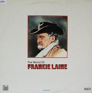Frankie Laine - The World Of Frankie Laine