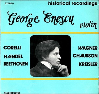 George Enescu - Historical Recordings