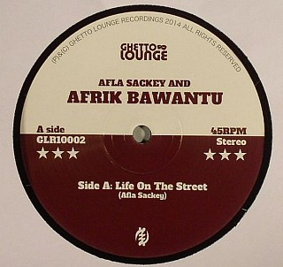 Afrik Bawantu - Life On The Street