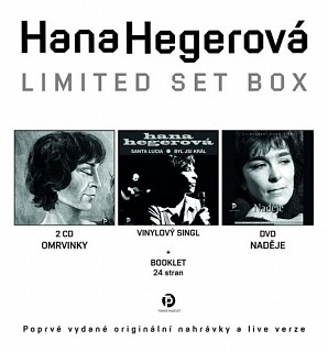 Hana Hegerová - Limited set box