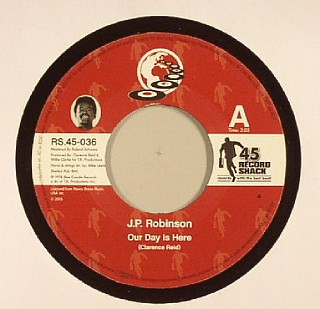 J. P. Robinson - Our Day Is Here / You Can Be A Lady