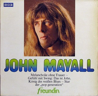 John Mayall - The World Of John Mayall